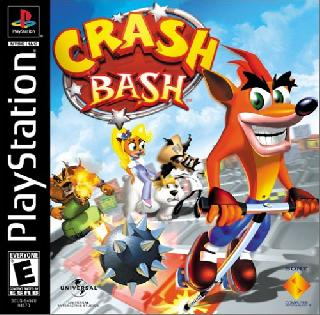 Screenshot Thumbnail / Media File 1 for Crash Bash [U]